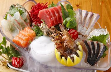魚と野菜 藁焼き炉端 海風土