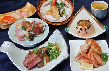 ホテルモントレエーデルホフ札幌 日本料理 隨縁亭
