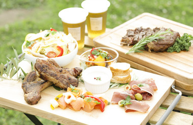 food&drinks TTT 明石公園 main1
