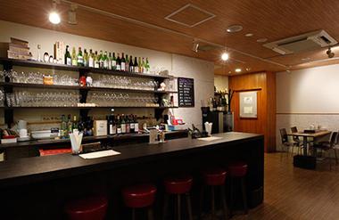 道産ワイン応援団 ワインカフェ ヴェレゾン