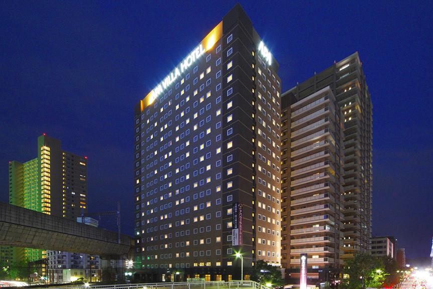 アパヴィラホテル〈仙台駅五橋〉