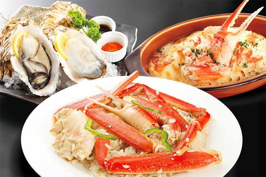 シーフードレストラン メヒコ 福島店